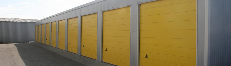 boxes de stockages accès extérieurs voiture